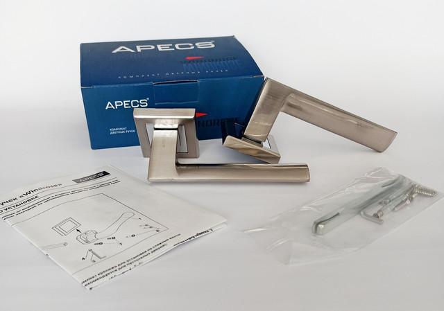 Ручки раздельные APECS Windrose H-18105-Borey-NIS