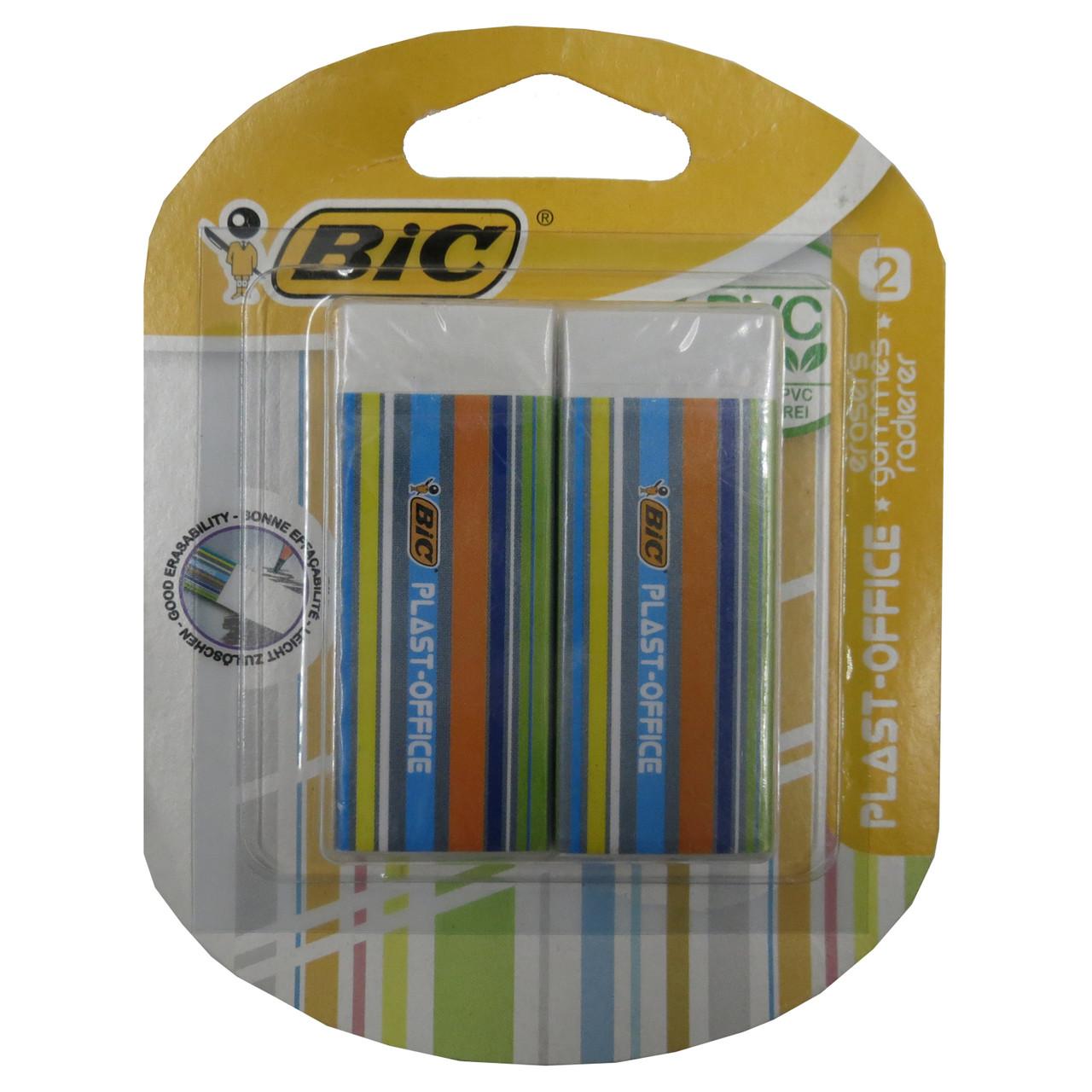 Набор ластиков BIC 048