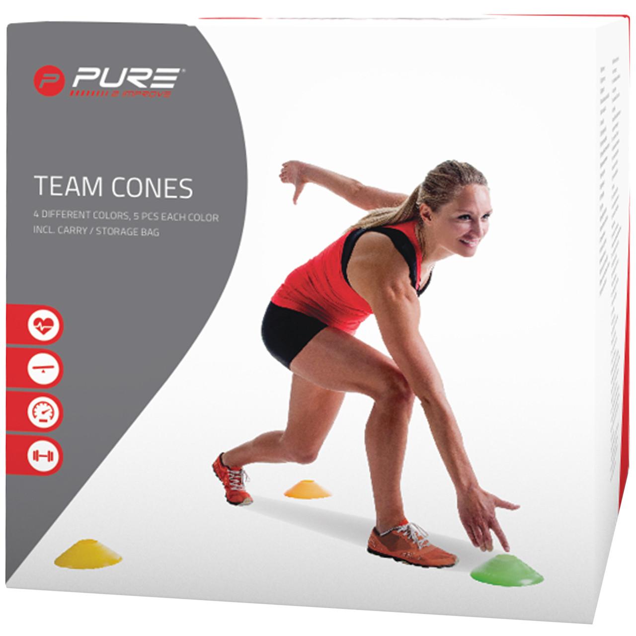 Набор фишек для тренировок Pure