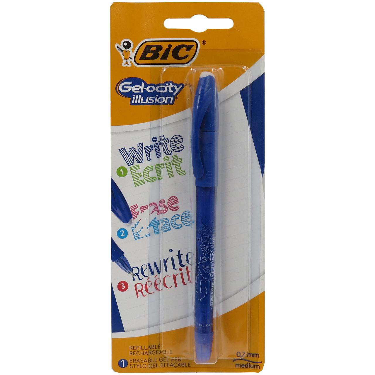 Ручка з стираемыми чорнилом Bic 232