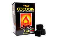Уголь для кальяна Tom Cococha Yellow 1 кг