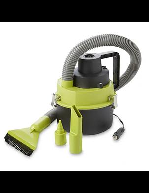 Вакуумный Авто Пылесос Black Multifunction Auto Vacuum, 4 Насадки, 12V | Black Wet & Dry Auto Vacuum Cleaner, фото 2