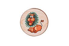 Штамп с животными Goki Лев (15363G-10), фото 2