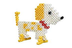 Аквамозаика Paulinda Super Beads 200 деталей Собака (PL-150001), фото 2