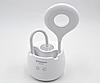 Сенсорная настольная Лед лампа Nokasonic / Белый, фото 4
