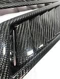 Карбонові повітрозабірники жабри в крила Mercedes G-class W463, фото 5