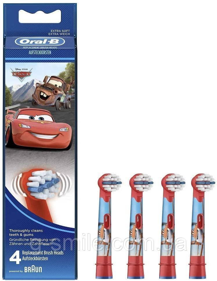 Насадки для зубних щіток Oral-B KIDS Cars (ціна за одну насадку)