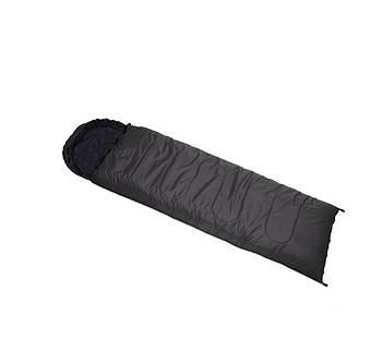 Спальный мешок Synevyr DUSPO 300 Одеяло Темно-серый Лівий