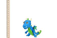 Масса для лепки PAULINDA Super Dough Cool Dragon Дракон Синий (PL-081378-16), фото 3