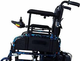 Коляска инвалидная, с двигателем, складная (JT-101) Golfi ORIGINAL