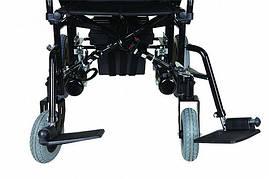 Коляска инвалидная, с двигателем, складная (JT-100), Golfi ORIGINAL