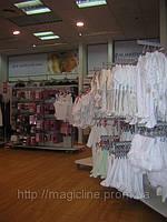 Оборудование для магазинов детской одежды, торговое оборудование, мебель для магазинов