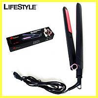 Плойка утюжок выпрямитель волос Domotec MS-4908 / Щипцы для волос, фото 1