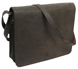 Кожаная сумка Always Wild TM-43-CBH-58877 матовая