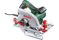 Дисковая пила Bosch PKS 55 (603500020)
