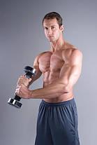 Виброгантель Supretto Shake Weight для мужчин и женщин 2 кг (Шейк Вейт), фото 3