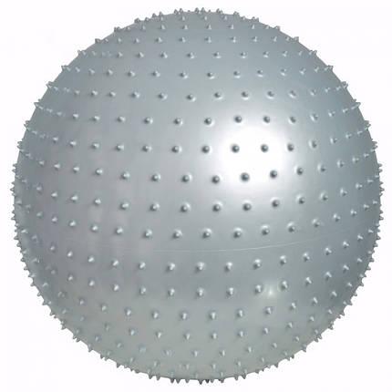 Масажний м'яч 75см «LiveUp» LS3224-75 MASSAGE BALL, фото 2