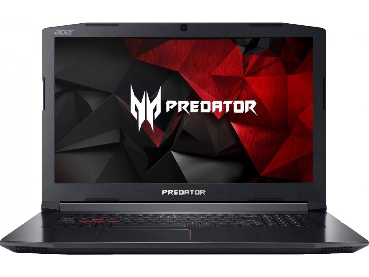 Ноутбук Acer Predator Helios 300 PH317-53-71UM (NH.Q5QEU.026) Abyssal Black