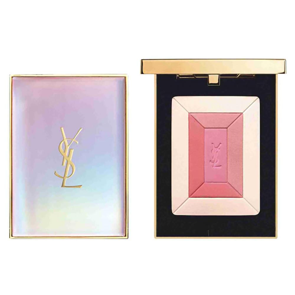 Рум'яна-хайлайтер Yves Saint Laurent Face Palette Collector - Shimmer Rush (тестер в коробці) (3614272343399)