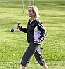 Гантели утяжелители для спортивной ходьбы и фитнеса Swing Weights, фото 4