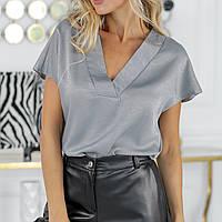 """Женская шелковая блуза """"Леди"""", фото 1"""