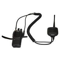 Манипулятор для раций с выносной антенной и кнопкой РРТ, TID-Electronic TD-HM030-K2