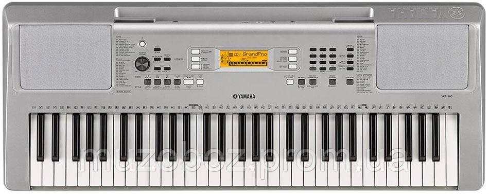 Синтезатор Yamaha YPT360