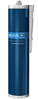 Герметик силиконовый универсальный прозрачный Smartech 280 мл