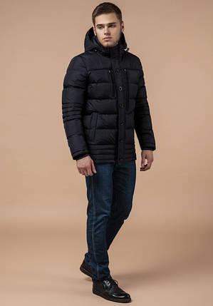 Braggart Dress Code 31610   Теплая мужская куртка черная, фото 2