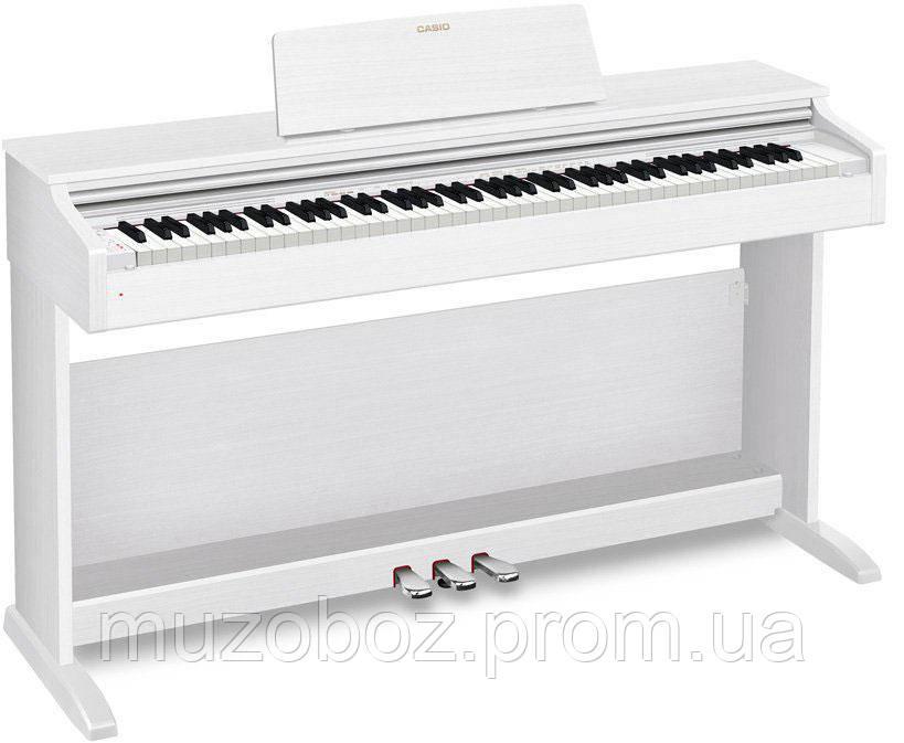 Цифровое пиано Casio AP270 WEC белое