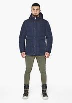 Braggart Dress Code 44516 | Мужская зимняя куртка синяя, фото 3