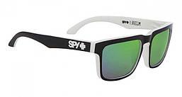 Солнцезащитные очки Spy+ Helm Whitewall - Happy Breakingonze Polar w/Green Spectra
