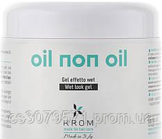 """Гель """"мокрый"""" эффект Krom Gel Finish Oil Non Oil, 500 мл"""