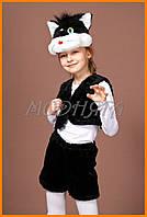 Детский костюм Черный Кот