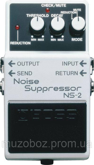 Педаль эффектов Boss NS2