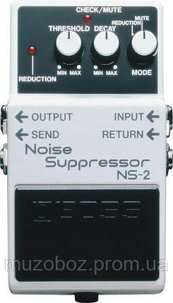 Педаль эффектов Boss NS2, фото 2