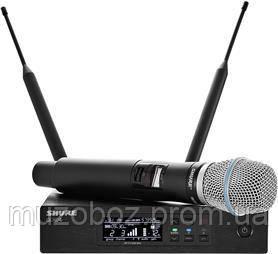 Радиомикрофон Shure QLXD24B87A