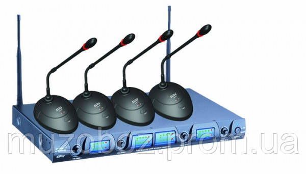 Комплект радиомикрофонов SoundKing SKEW018D