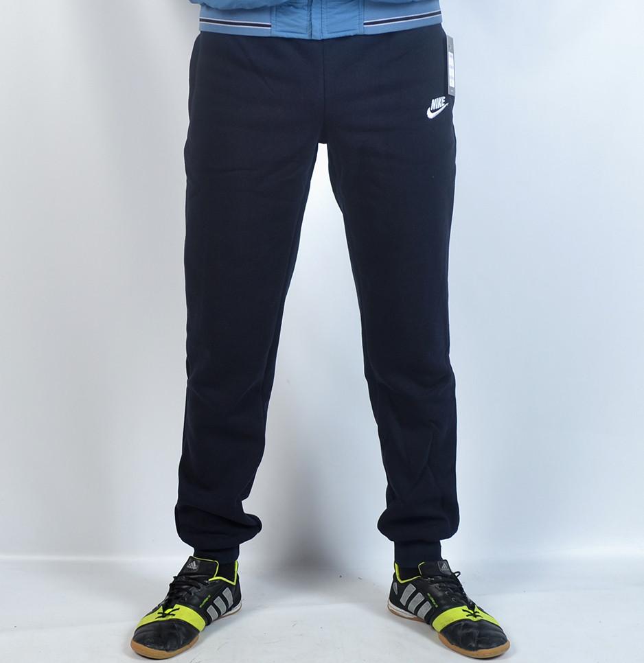 Чоловічі спортивні штани в стилі Nike на байці під манжет -зима - Камала в  Хмельницком 8ea8175a3d6b9