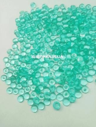 Фишболы для слайма бирюзовые, фото 2