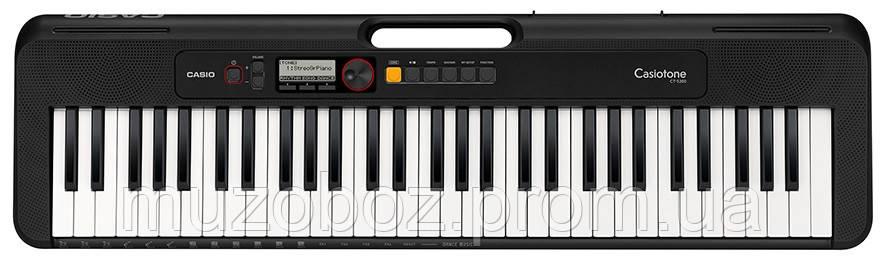 Синтезатор Casio CT-S200 черный