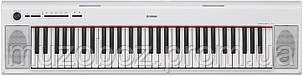 Цифровое пианино Yamaha NP12WH (+блок питания), фото 2