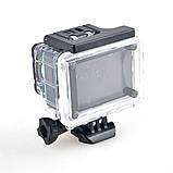 Экшн камера 4K H9/H9R wi-fi Ultra HD 1080P, фото 3