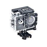 Экшн камера 4K H9/H9R wi-fi Ultra HD 1080P, фото 5