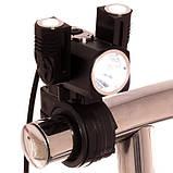 Налобный-велосипедный фонарь Police BL-1825 T6, фото 2