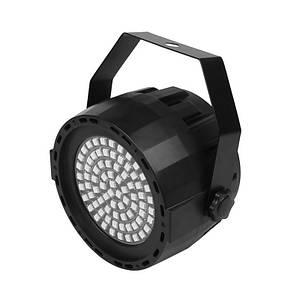 Светодиодный проектор EKOOT PY-78 LED DISCO стробоскоп диско пульт ДУ Черный (5202-15739a)