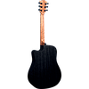 Электро-акустическая гитара Lag Tramontane T70DCE- BRB, фото 2