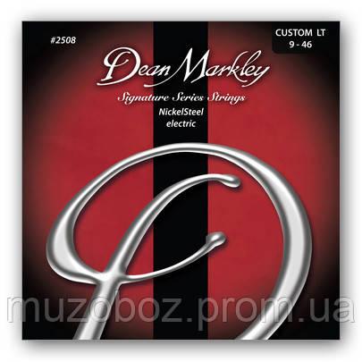 Струны Dean Markley 2508B, фото 2