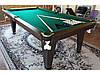 Більярдний стіл для піраміди ОСКАР 7 футів ЛДСП 2.0 м х 1.0 м з натурального дерева, фото 3