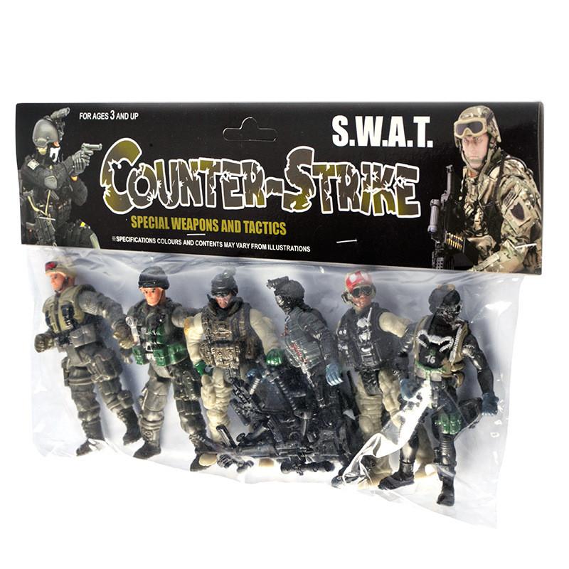 Набір солдатиків Counter-Strike CS CF SS05-2